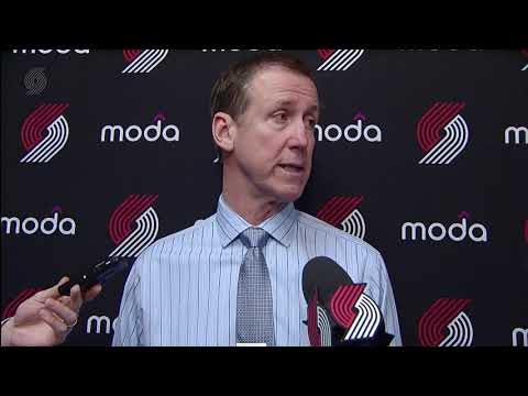 Stotts: 'We Had Good Looks We Weren't Able To Convert On'   January 12, 2018