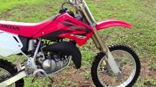 3. Honda CR 85 2007 for sale