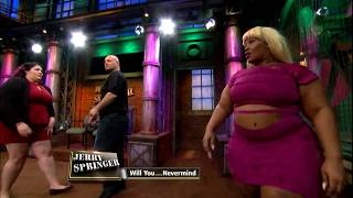Main Chick Takes On Side Chick (The Jerry Springer Show)