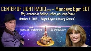 """""""Edgar Cayce's Healing Stones and Past Life Regresssion"""""""