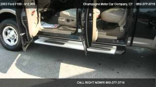 2003 Ford F150 Lariat - for sale in Willimantic, CT 06226
