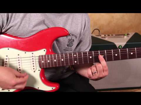 Daft Punk – Get Lucky – How to Play the Electric Guitar Funky Rhythm part – Nile Rodgers