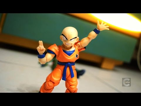 motion - Follow me on Facebook: Counter656 http://full.sc/19tUzQX Main Channel: https://www.youtube.com/user/counter656 The SHF Krillin Perfect articulation, very detailed painting,the body looks...