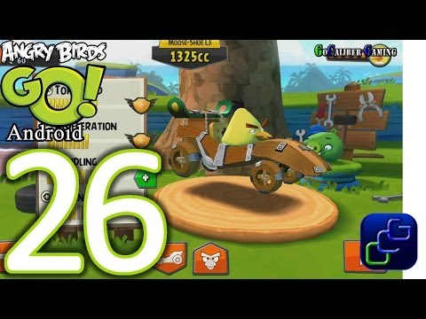 angry birds go android cheat