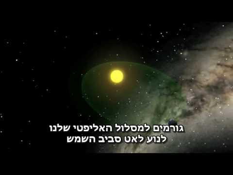 Ein Jahr auf der Erde  (hebräischer Untertitel)