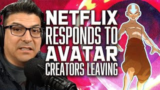 Netflix Responds to 'Avatar: The Last Airbender' Creators Leaving! - SEN LIVE #194 by Schmoes Know