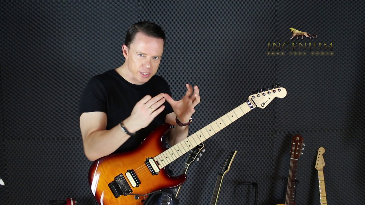 Create your own sequences in minutes – Guitar mastery lesson