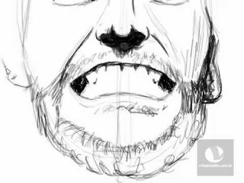 Aprenda a Desenhar Wolverine Estilo Comics (Parte 1)