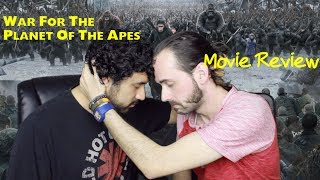 War For The Planet Of The Apes - MOVIE REVIEW!!! by The Reel Rejects