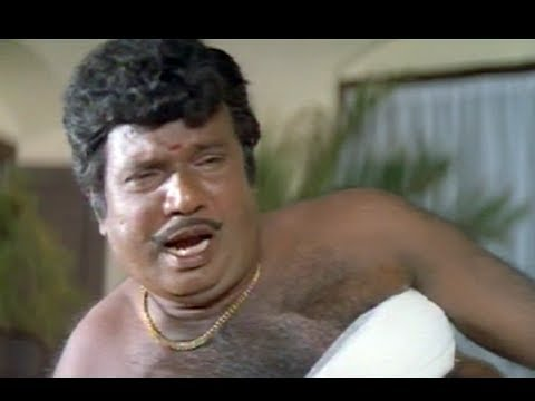 Senthil - Goundamani, Senthil Comedy - Murai Maman Tamil Movie Scene. Watch Goundamani try scare tactics and run into epic fail in this hilarious comedy scene from the...