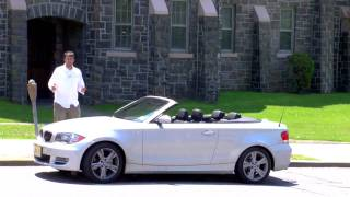 2009 BMW 128i Convertible Review - FLDetours