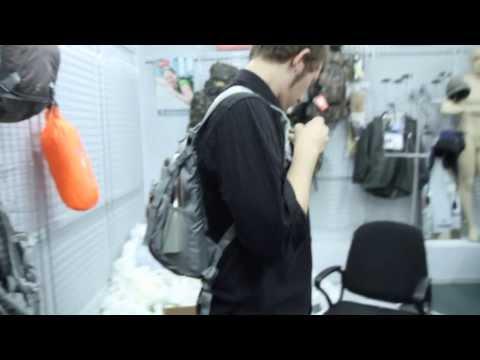 Рюкзак Nova Tour «Слим 8». Видеообзор.