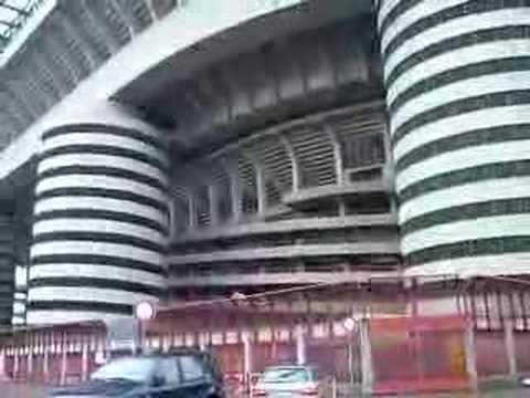 El Giuseppe Meazza, campo del Inter