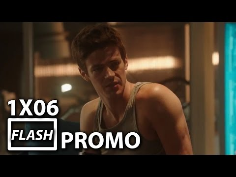 "The Flash 1×06 Promo ""The Flash is Born"""