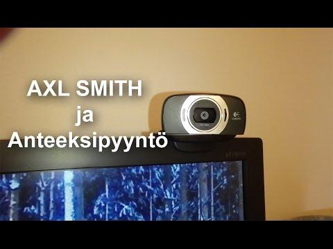 AXL SMITH Selitys ja Anteeksipyyntö tekijä: Pohojammaa