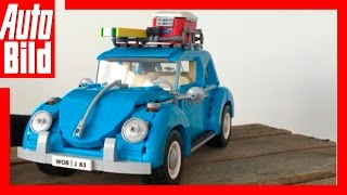 LEGO Volkswagen Käfer Review – AUTO BILD Quick Shot by Auto Bild