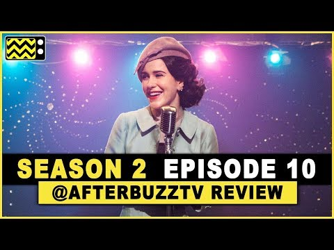 The Marvelous Mrs. Maisel Season 2 Episode 10 Review & After Show