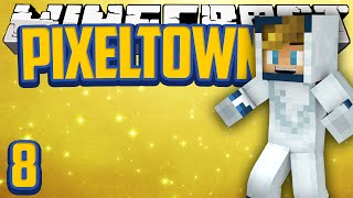 """Minecraft Mods Pixelmon 'Pixeltown' Adventure """"First Wild Shiny!"""" Ep 8 (Minecraft Pokemon Mod)"""