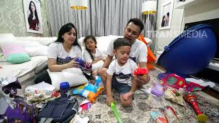 Video JANJI SUCI - Rafathar Kaget Liat Kado Dari Raffi (18/8/18) Part 3 MP3, 3GP, MP4, WEBM, AVI, FLV Mei 2019