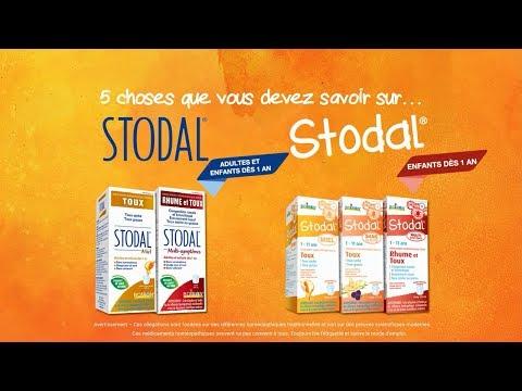 Stodal® Sans Sucre Enfants