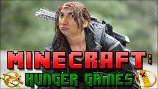 Minecraft: Hunger Games w/Mitch! Game 48 - Cake vs Clock vs Arrow