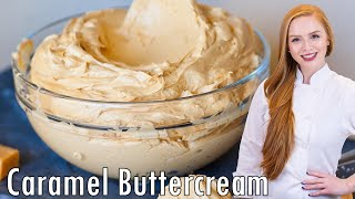 Salted Caramel Frosting by Tatyana's Everyday Food