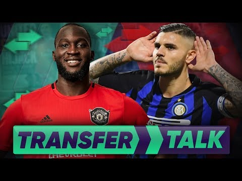 Video: Manchester United Ready To Sell Romelu Lukaku For £75M To Inter Milan! | Transfer Talk