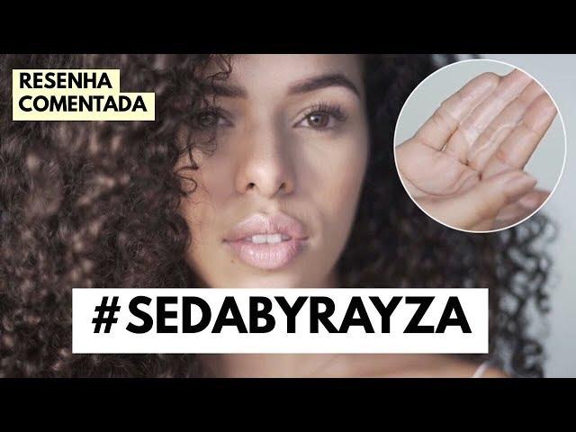 TUDO SOBRE #SEDABYRAYZA: CRIAÇÃO E RESENHA - Rayza Nicácio