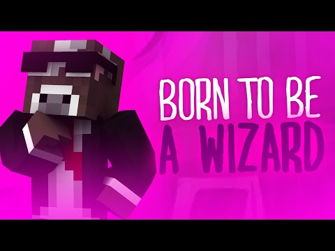 BORN TO BE A WIZARD ( Minecraft Server Mods – Funny Videos & Moments )