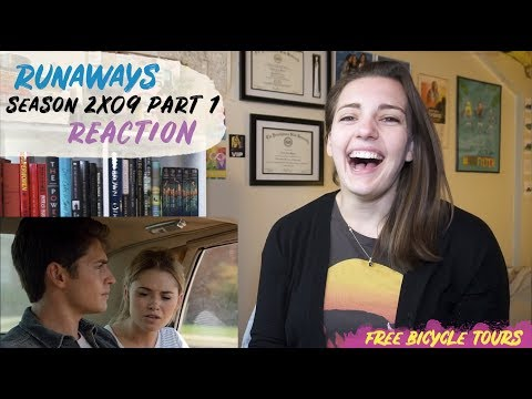 "Marvel's Runaways Season 2 Episode 9 ""Big Shot"" REACTION Part 1"