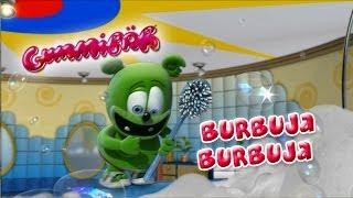 BURBUJA BURBUJA Osito Gominola BUBBLE UP Spanish Gummib�r The Gummy Bear Song