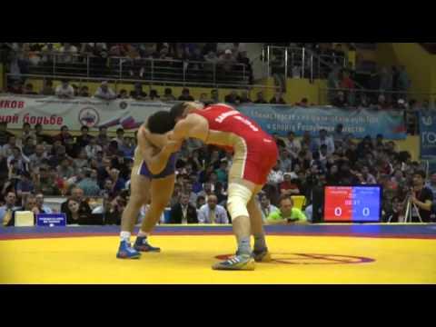 74KG f, Aniuar Geduev vs Stanislav Khachirov
