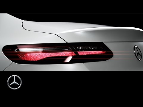 Mercedes-Benz E-Class Coupé – Teaser – Mercedes-Benz original (видео)