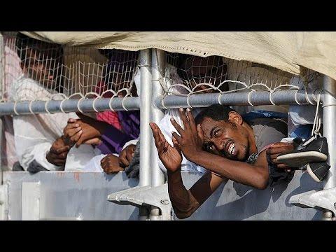 Εξαπλάσια η εισροή μεταναστών στην Ελλάδα σε σχέση με πέρυσι