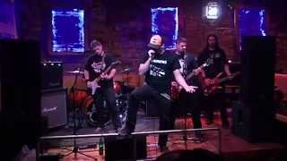 Video Backfliping dog (BFD) - Mosty Live! Bar Lira Valmez. 24.10.2014