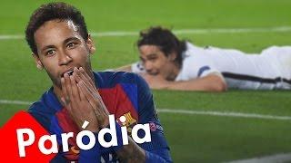 O milagre do Barcelona - Paródia