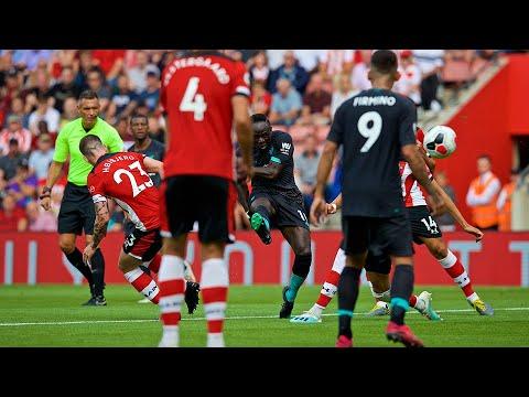 Video: Southampton vs Liverpool | Mane's unstoppable strike into top corner