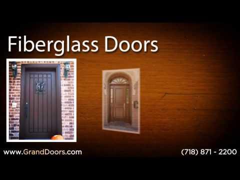 Grand Doors, custom wood doors, iron doors, wrought iron doors in NYC, Brooklyn, NJ