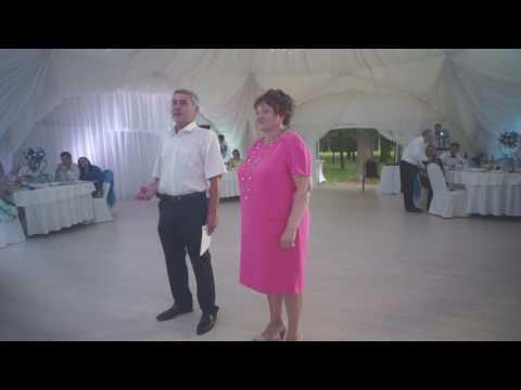 Музыкальное поздравление на свадьбе дочери от мамы