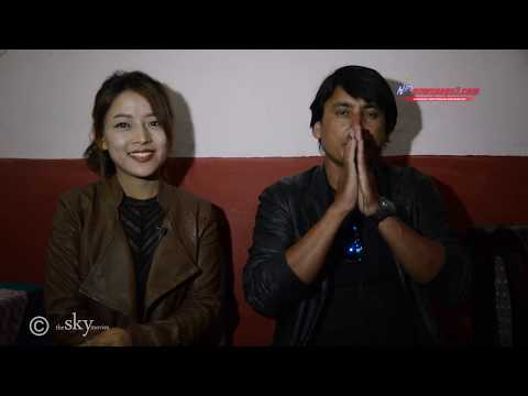 Fun & Masti with Nabin Karki & Rekha Phago ll New nepali Movie Tarebhir ll