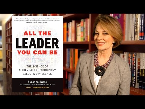 AMA Talks with Suzanne Bates, Author of