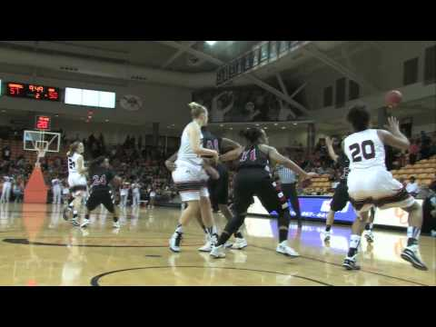 Women's Basketball vs. Gardner-Webb - 1/13/15