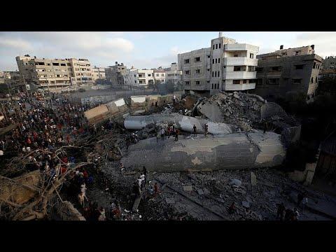 Γάζα: Σε ισχύ συμφωνία κατάπαυσης του πυρός για την αποκλιμάκωση της βίας…
