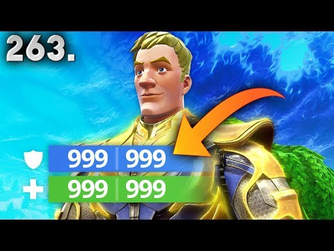 CRAZY 999 HP GLITCH.. Fortnite Daily Best Moments Ep.263 (Fortnite WTF Fails and Funny Moments)