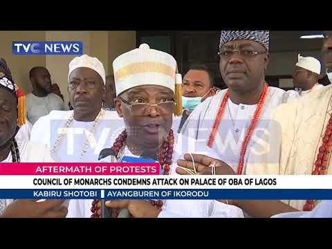 Council Of Monarchs Condemns Attack On Palace Of Oba Of Lagos