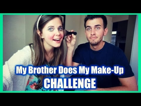TIFFANY - My Brother Does My Make-Up Tag :) Can we get 20000 likes??? ❤ ◁Know things first: http://www.twitter.com/TiffanyAlvord ◁Meet My Brothers Video: https://www.youtube.com/watch?v=C4zcFr9tBi8...