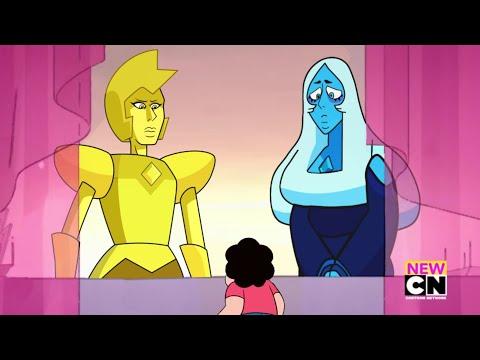 Steven Universe  Los Guardias De Pink Diamond  La Diamantes Se Reúnen