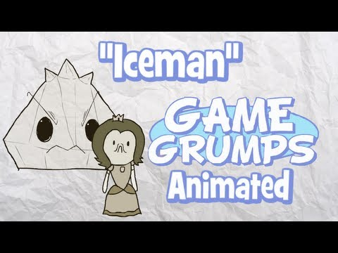 Game Grumps Animated - Iceman
