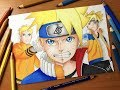 Download Lagu Speed Drawing - Naruto X Boruto Uzumaki (Boruto: Next Generation) [HD] Mp3 Free