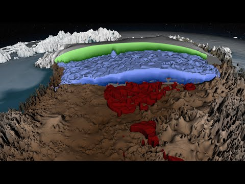 Greenland s Ice Layers Mapped in 3D